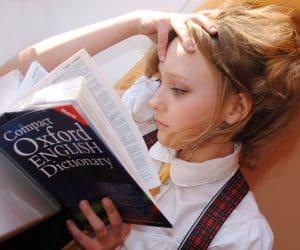 Canva Girl Reading Dictionary 300x250