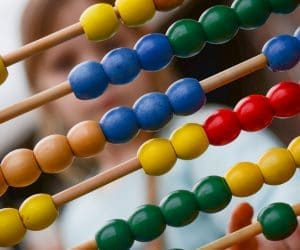 Canva Multicolored Abacus Photography 300x250