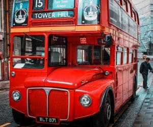 Canva Red Tower Hill Bus 300x250