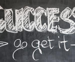 Canva Success Text 300x250