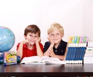 Canva Two Little Boys Studying Together 1 300x250
