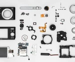 Canva Black Camera Accessory Lot 300x250